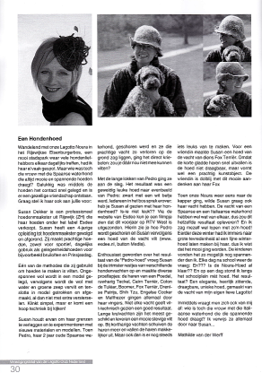 artikel Lagotto Club Nederland