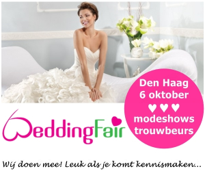 WeddingFair flyer
