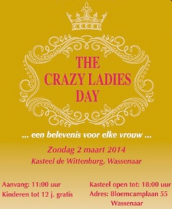 Crazy Ladies Day 2014