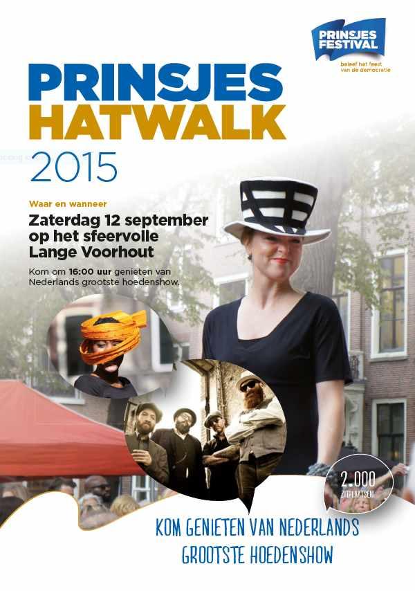 voorkant hatwalk flyer