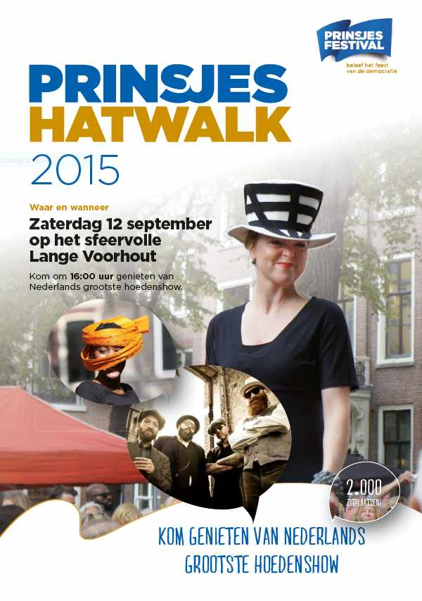 flyer hatwalk 2015
